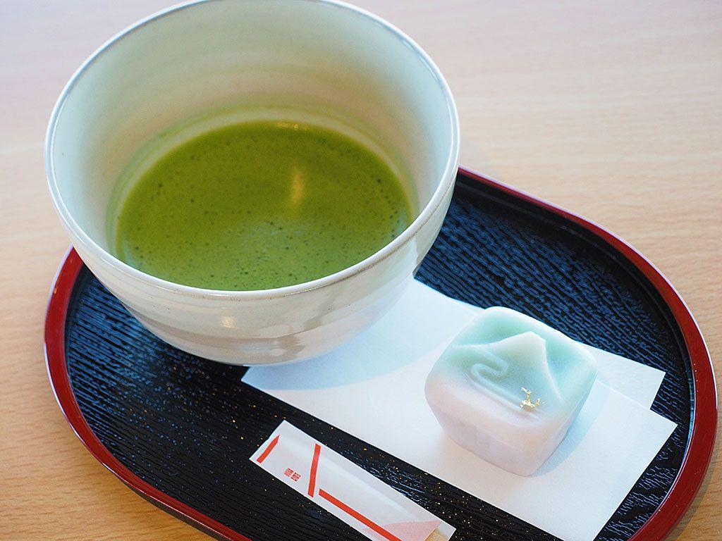 休憩するならココ!静岡茶にこだわる「茶房 夢テラス」