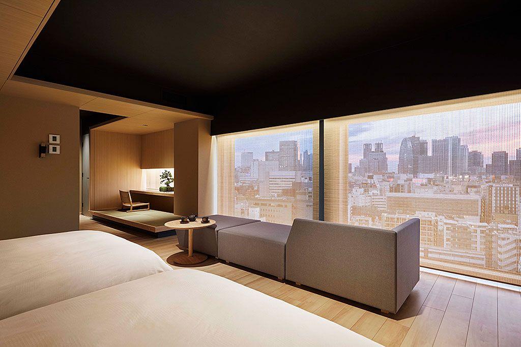 客室で新宿の魅力を再発見!眺望を気にするなら10階以上へ