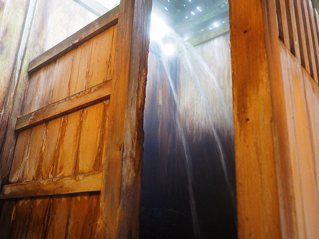 300年以上前の湯船がそのまま!唯一無二の浴槽とは