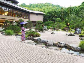 島根・玉造温泉「曲水の庭 ホテル玉泉」は一人旅でも満足コスパ!