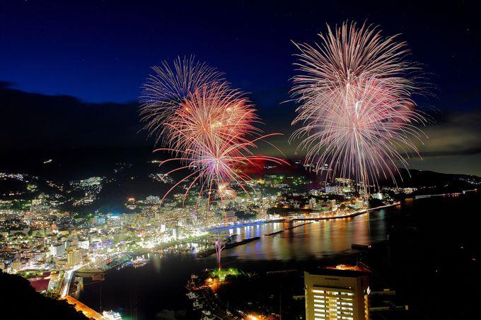 熱海の花火大会が最高の立地!と言われる理由