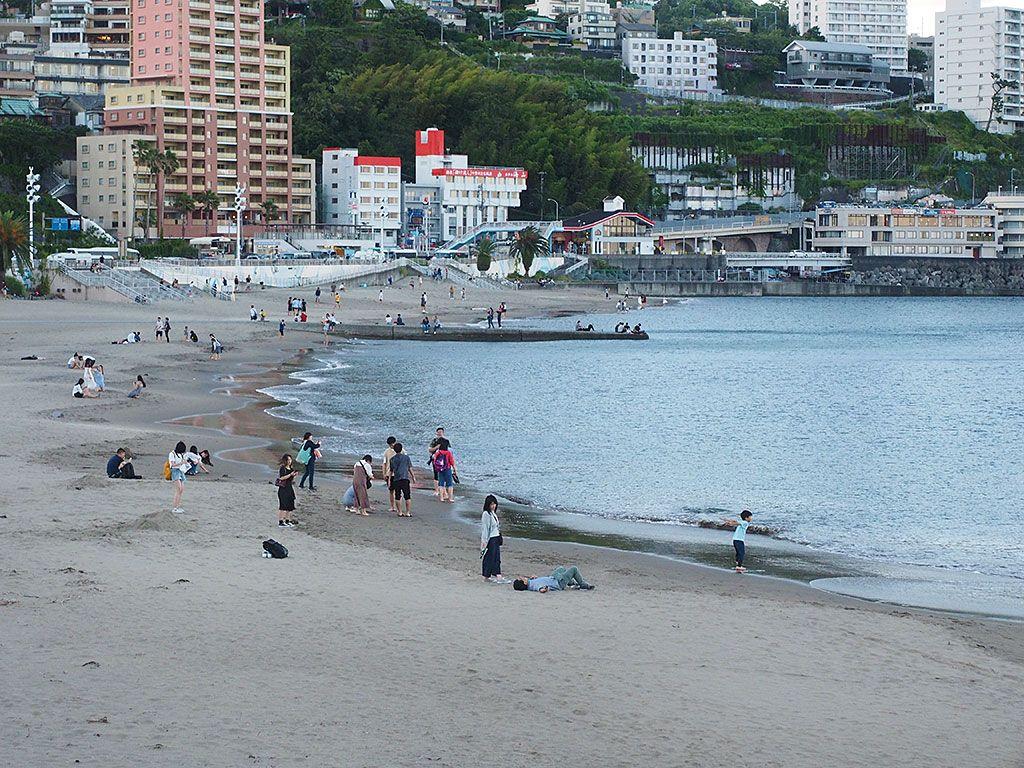 【友達みんなで】気軽に楽しめるビーチへ