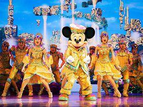 ソング・オブ・ミラージュは時空を超えた大冒険ショー!東京ディズニーシー