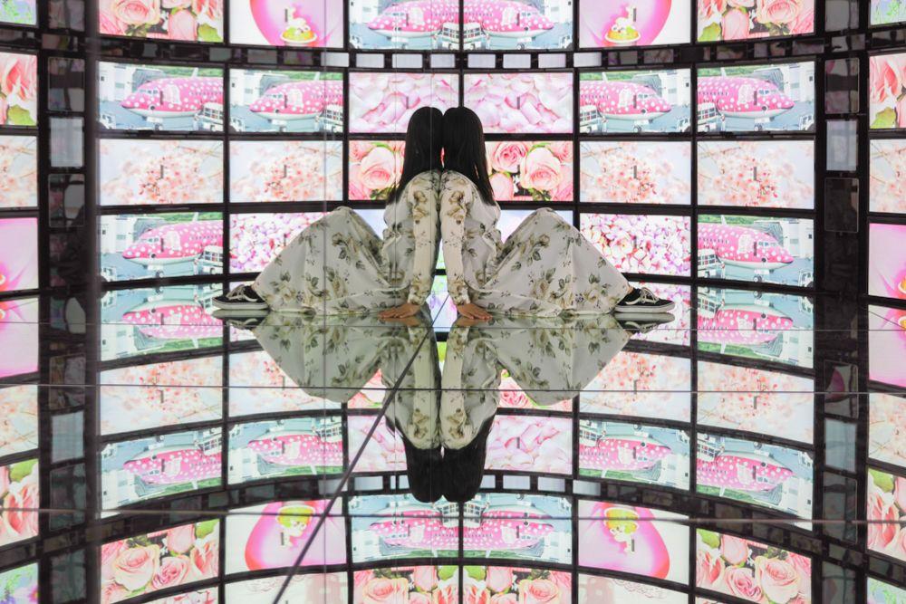 原宿「Galaxy Harajuku」が近未来すぎ!VR体験も無料の穴場