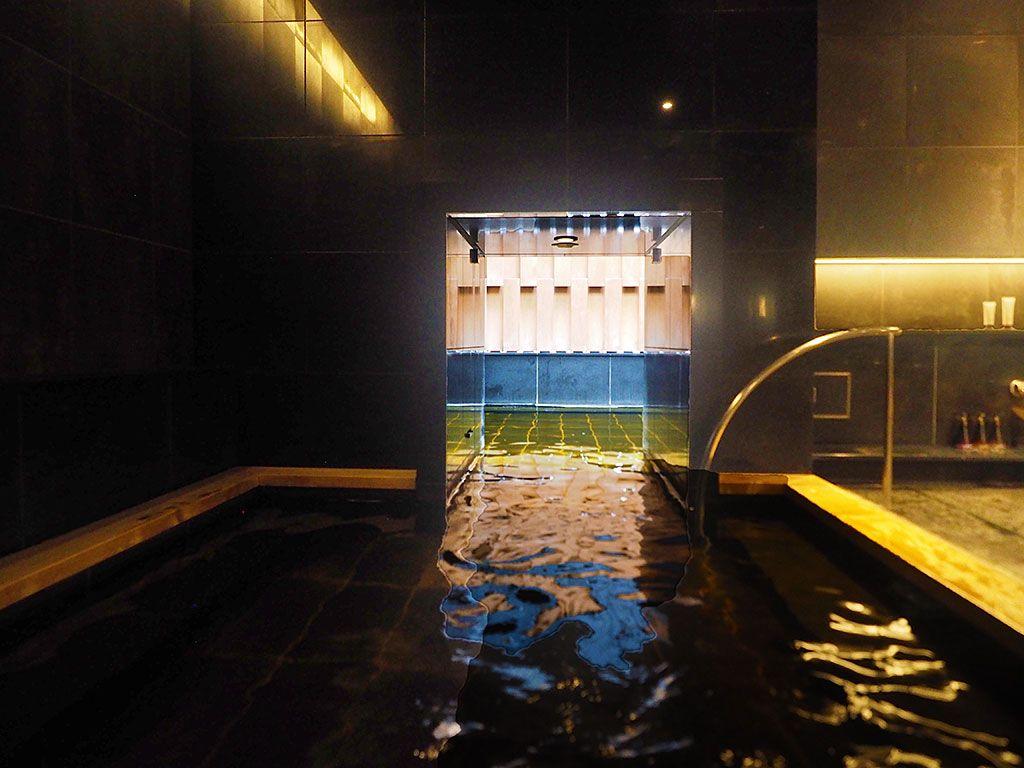 5.都内にもある!東京の天然温泉付きのホテル