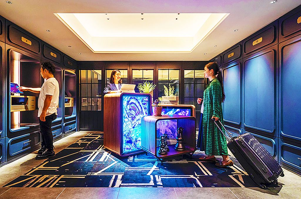 こんな宿が欲しかった!ホテル in ホテル「ザ ライブリー福岡」って?