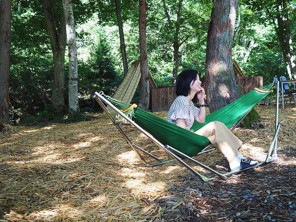 グリーンシーズンのお楽しみは、旅を自分で作ること