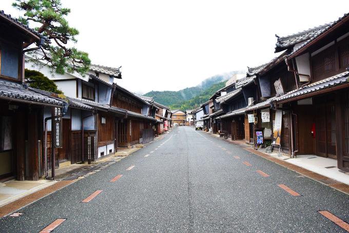 【11:00】美濃を代表する観光地、うだつの上がる町並みを歩こう