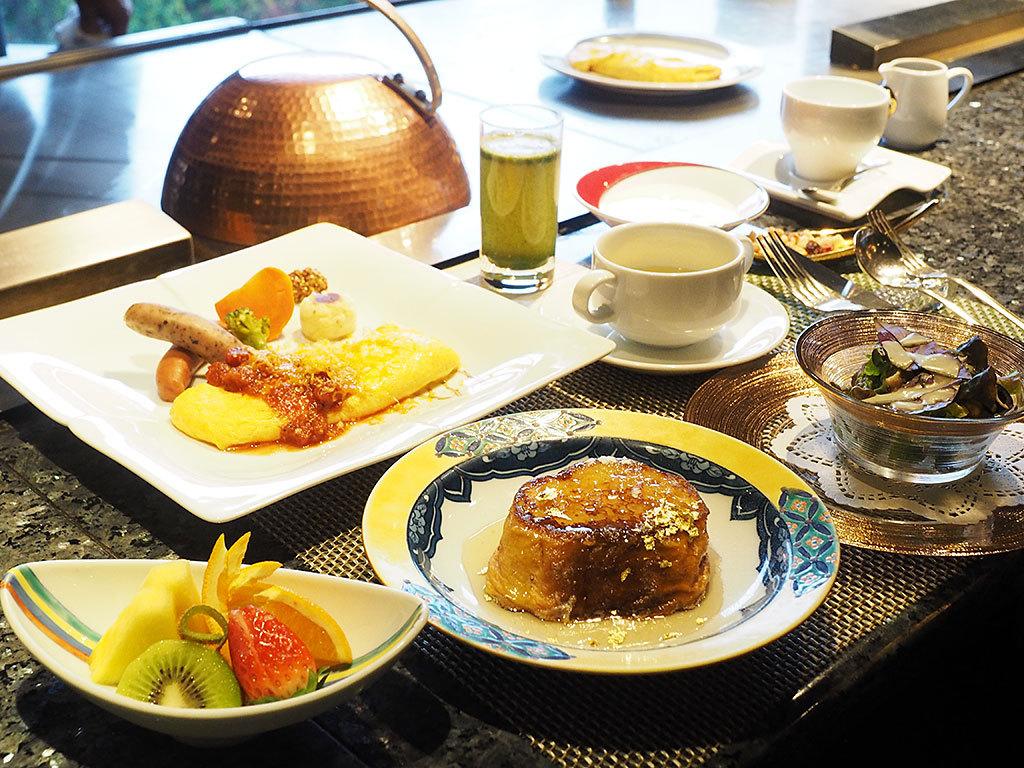 朝食を選ぶ楽しみが、旅をもっと楽しくする