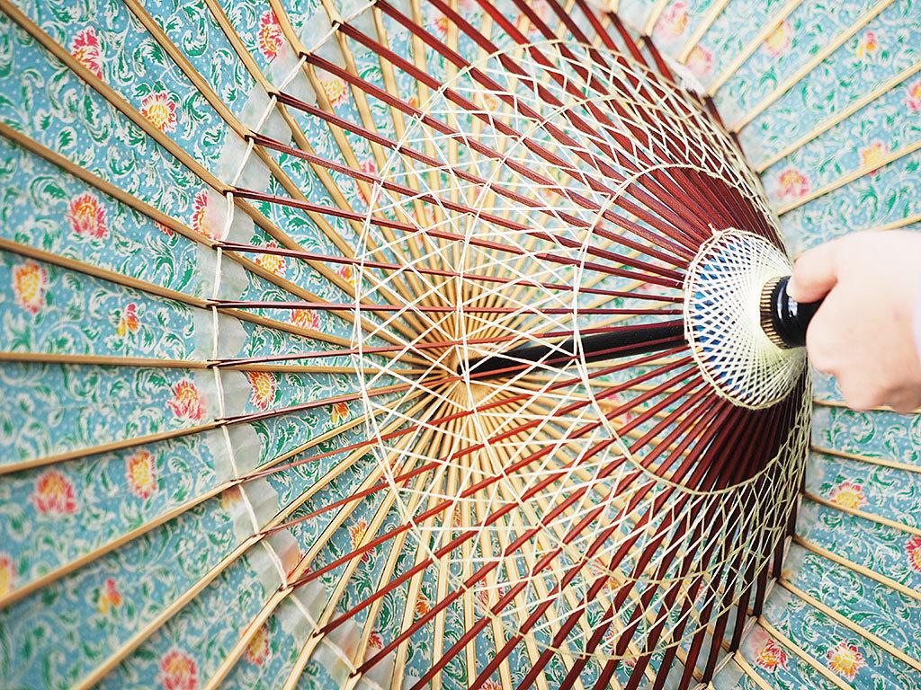 知れば知るほど好きになる岐阜和傘