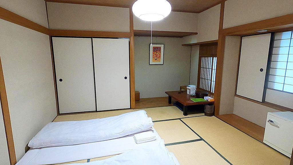 1泊3000円台〜!超ハイコスパな客室