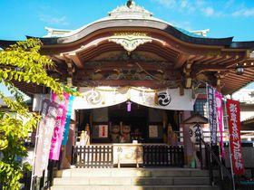 招き猫を待受に!縁結びで有名な浅草「今戸神社」で恋を招こう