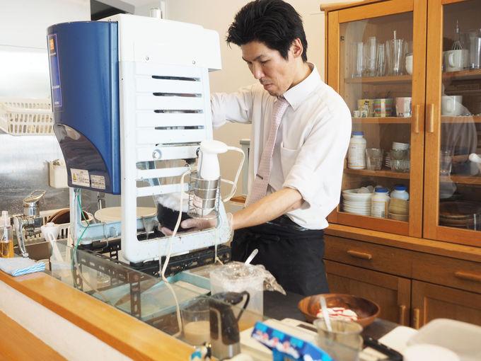 1年中かき氷が楽しめる「chuan(チュアン)」