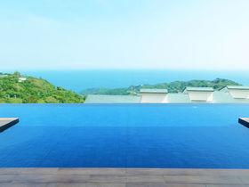天空温泉の宿「伊豆ホテル リゾート&スパ」で青い絶景に包まれたい!
