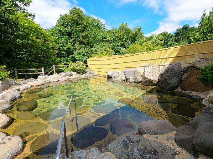 多くのファンの心を掴む、花巻温泉最大の露天風呂
