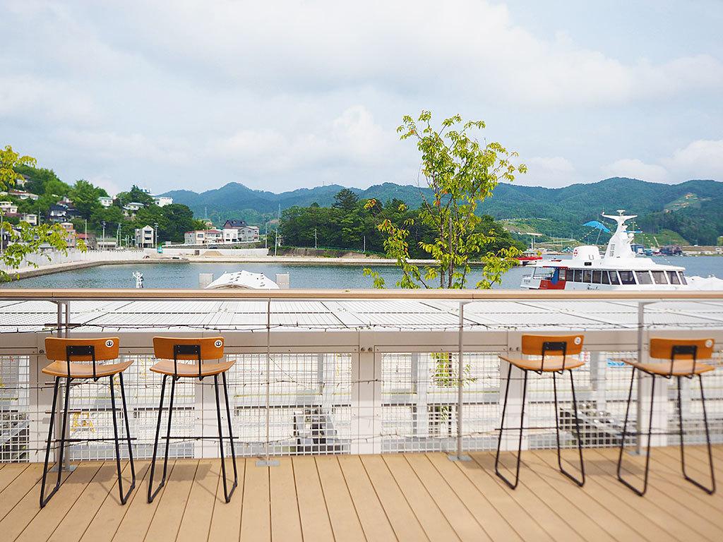 気仙沼港がおしゃれな散策スポットに!