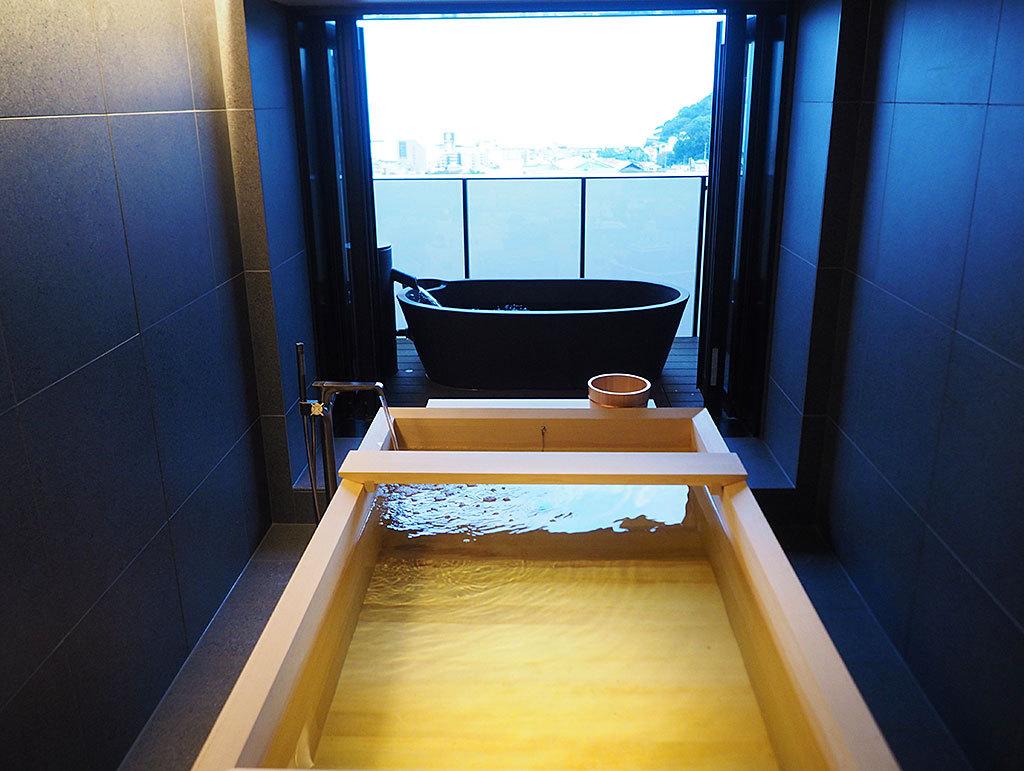 「SOKI ATAMI」の特徴的な客室をチェック