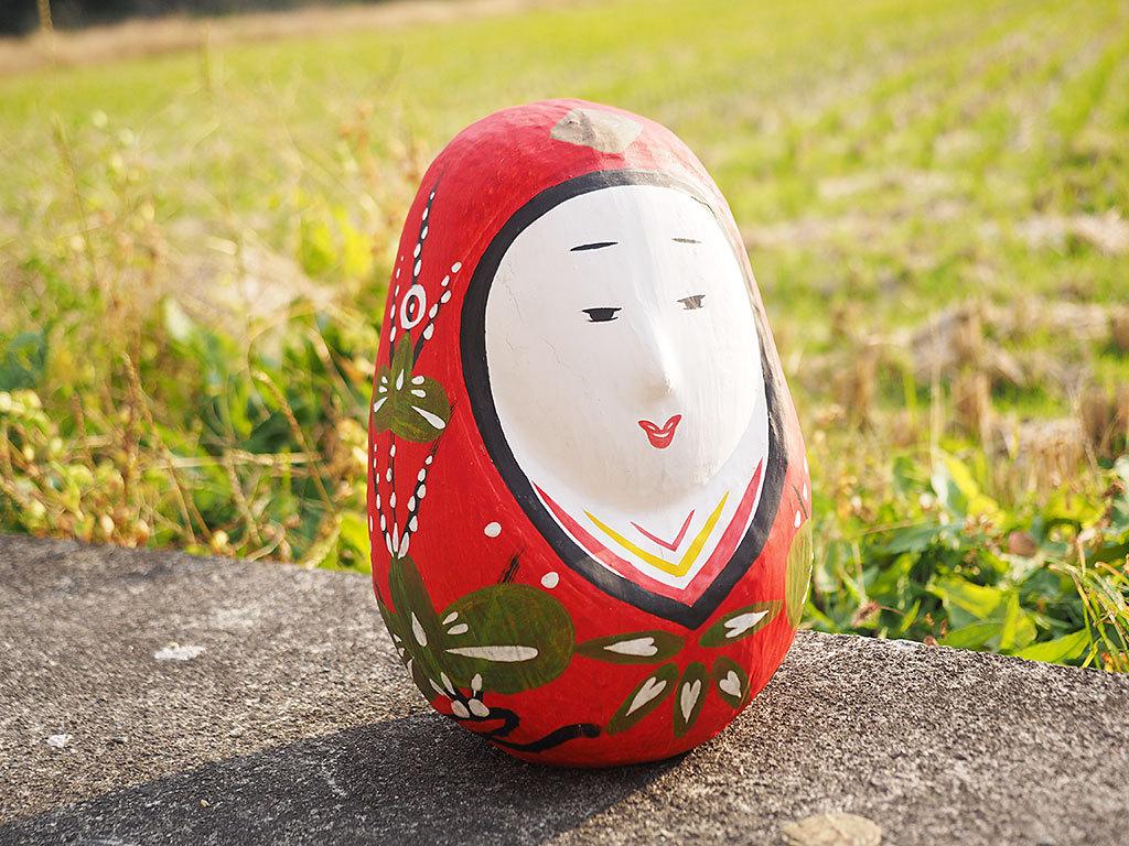 大分竹田の幸せ珍遺産!「姫だるま」は予約注文から数年待ち