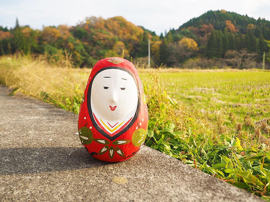 「姫だるま」のモデルは江戸時代の主婦