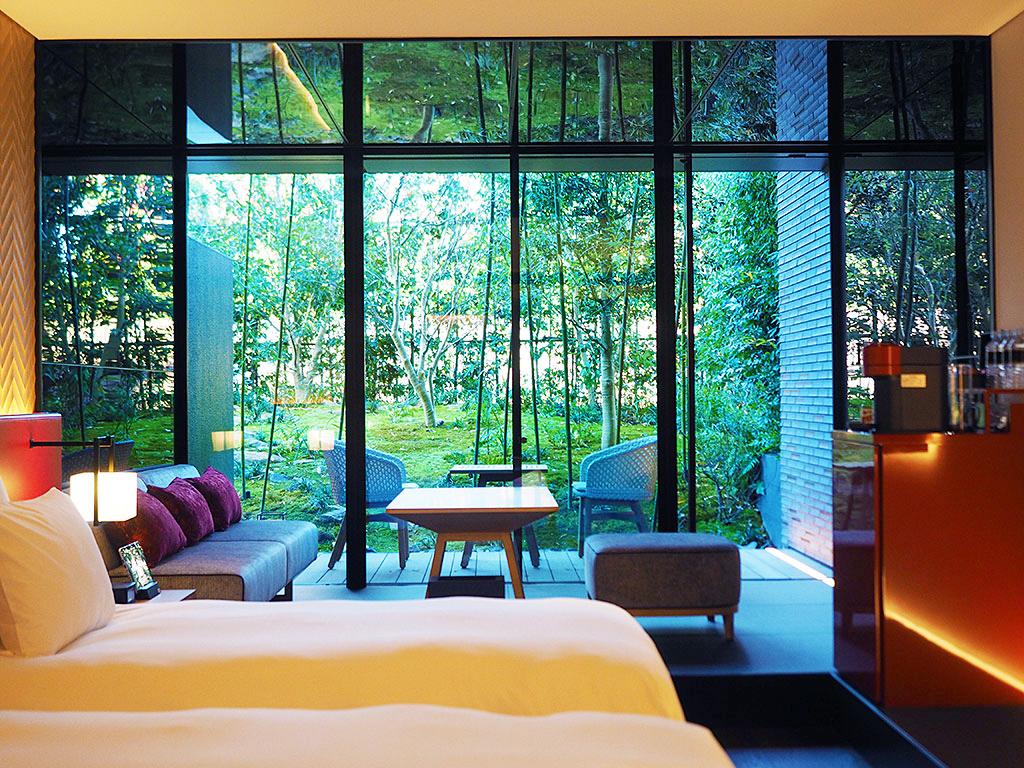 旅好きも驚く癒しの京体験!京都悠洛ホテル二条城別邸 Mギャラリー