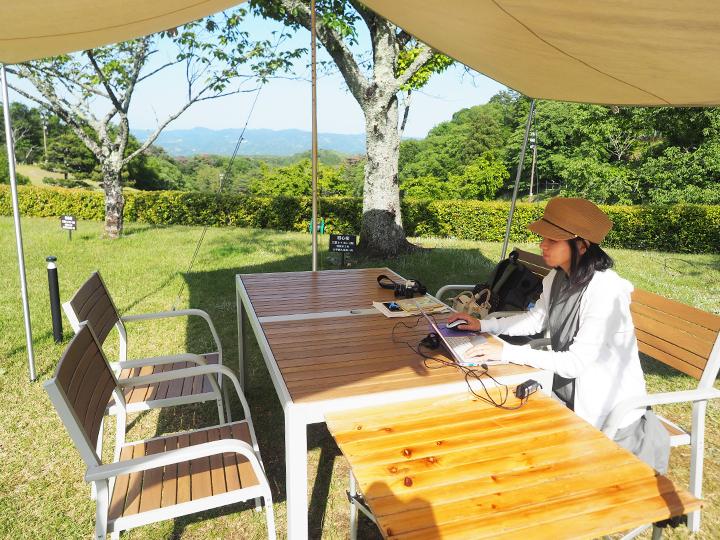 伊豆の老舗リゾートが手掛ける、絶景グランピング