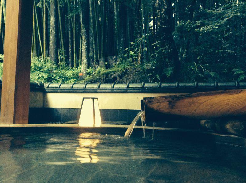新潟の秘境にある癒しあふれる山の中の一軒宿!五頭温泉郷『今板温泉 湯本舘』
