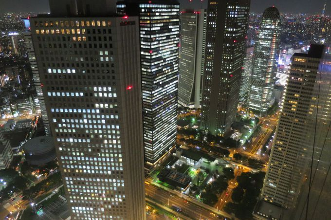 5.東京都庁舎(展望室)
