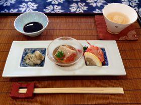 大三島で豪快・新鮮な海の幸!料理旅館『富士見園』でしまなみを堪能〜!