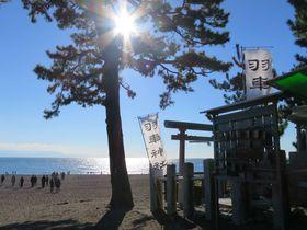 静岡のビーチや海が楽しめるスポット10選