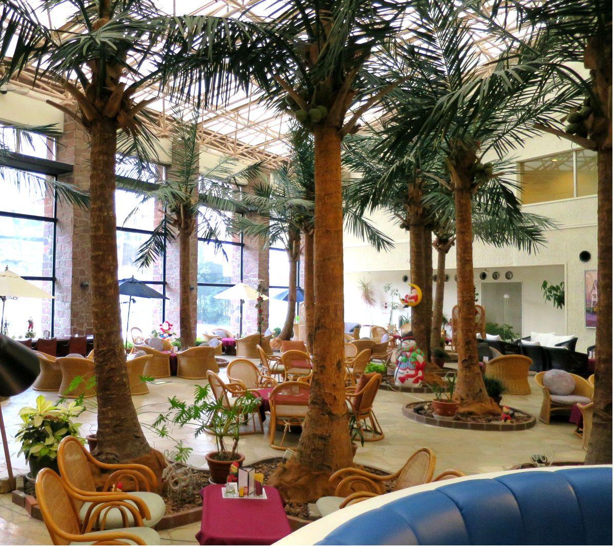 南国すぎるホテル「浜名湖レークサイドプラザ」でバカンス気分!