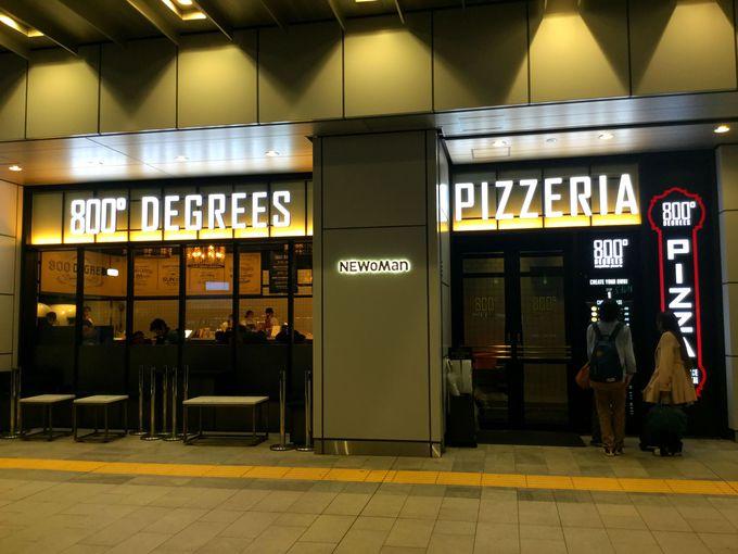 新しモノ好きさん垂涎!日本初のお店が集まる「NEWoMan」