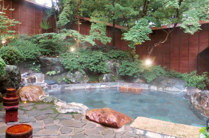 癒しのお風呂セラヴィの長瀞温泉