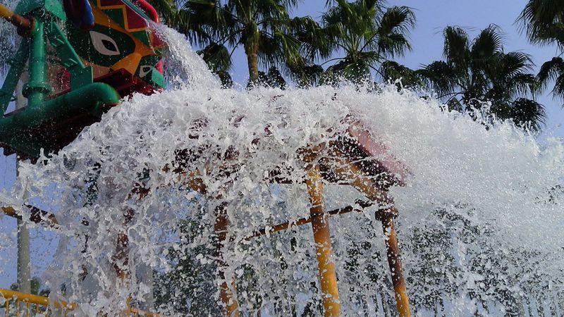 夏はまだ終わらない!ナガシマジャンボ海水プールを楽しもう