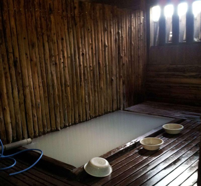 女を捨てろ、見られても行く価値大!九州の究極混浴露天風呂