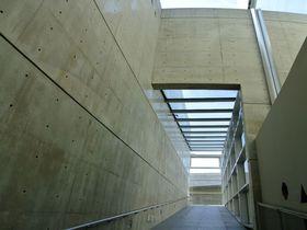 安藤忠雄の建築物がこんな所に。穴場!熊本・山鹿「装飾古墳館」