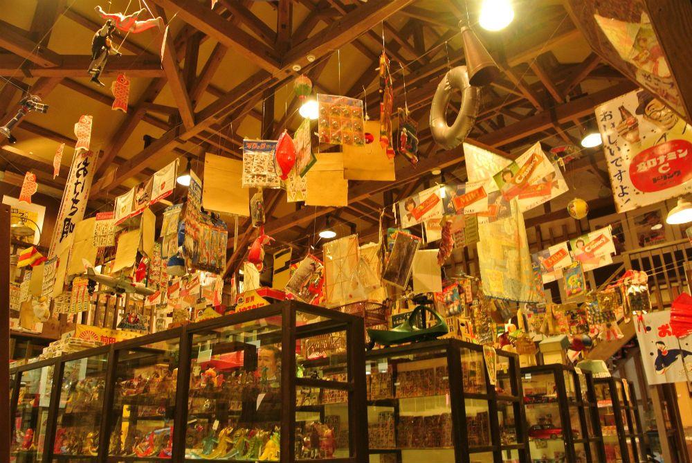 鉄人28号が君を待っている!「駄菓子屋の夢博物館」