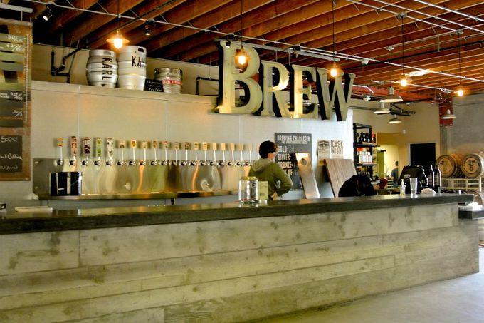 2.味はもちろん、おしゃれ度抜群!「Karl Strauss Brewing Company」