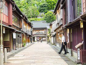 金沢の宿泊はココ!ひがし茶屋の町屋民宿「陽月」でリーズナブルに宿泊