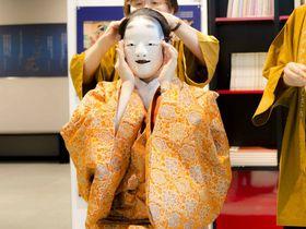 コスプレ好きにもおすすめ?金沢能楽美術館で能装束を体験しよう。