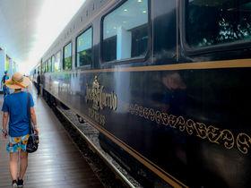 1日テキーラ三昧!メキシコ観光列車「ホセクエルボ・エクスプレス」