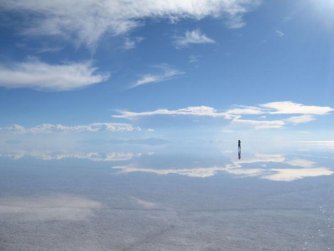 1.ウユニ塩湖