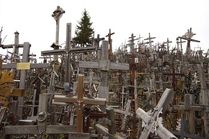 「十字架の丘」のはじまり