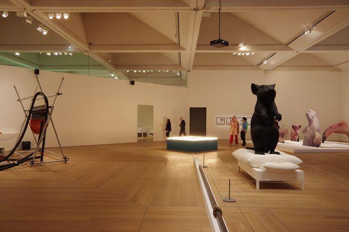 現代美術を観るなら…ストックホルム近代美術館(MODERNA MUSEET)