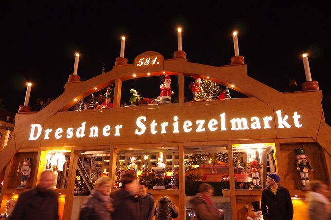ドイツ最古!ドレスデンのクリスマス・マーケット