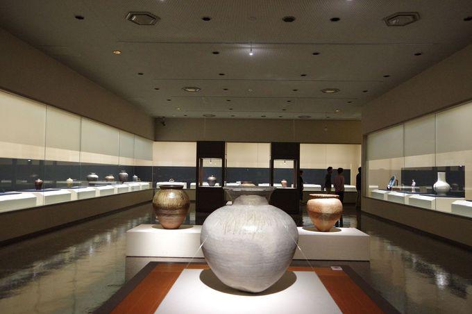 国内最大級の陶磁器コレクション