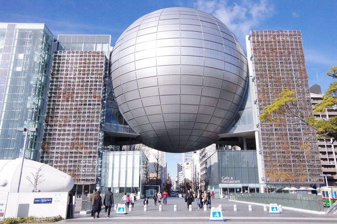 ギネスに登録された名古屋市科学館のプラネタリウム「Brother Earth」