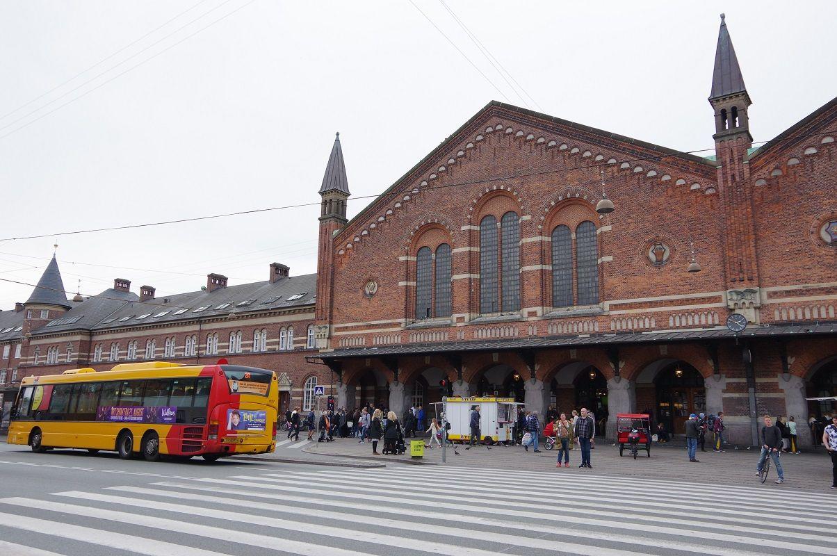 コペンハーゲンの主要観光地も徒歩圏内!