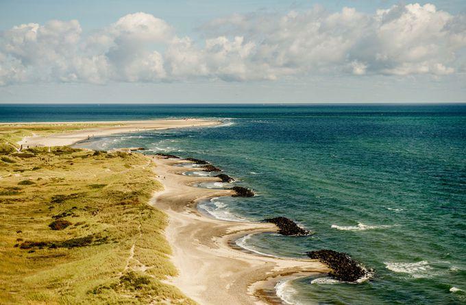 2つの海が出会う芸術の村!デンマーク最北端「スケーエン ...