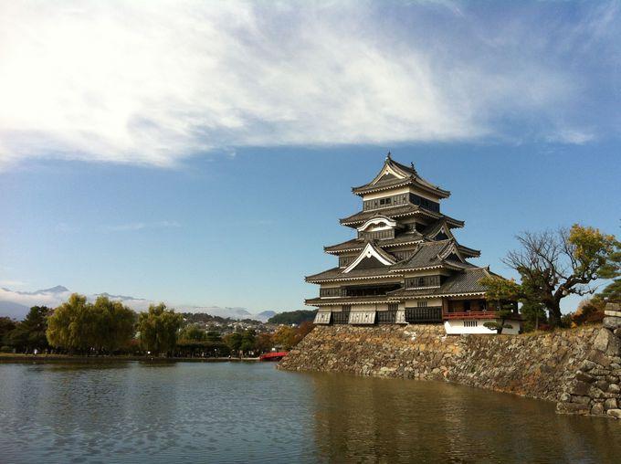 古き良き建物が多く残る町、松本