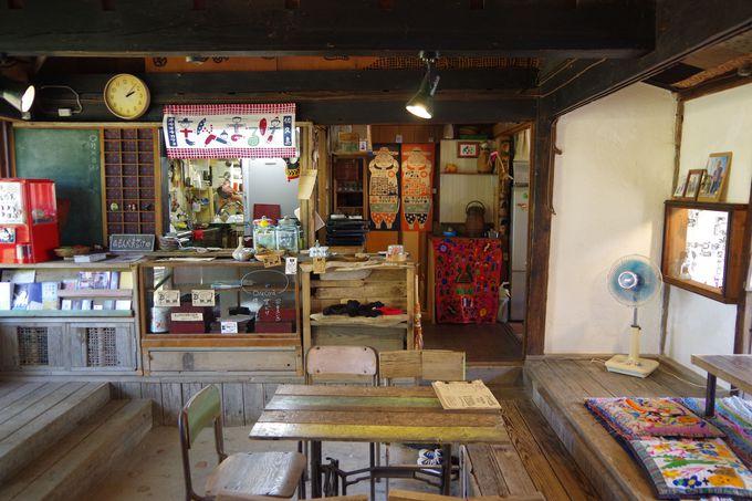 佐久島の隠れ家的カフェ!Oyaoyacafeもんぺまるけ